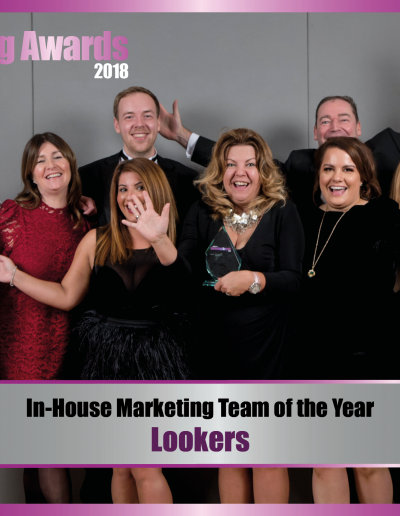In House Team of the Year - Lookers