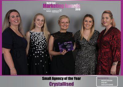 Small agency