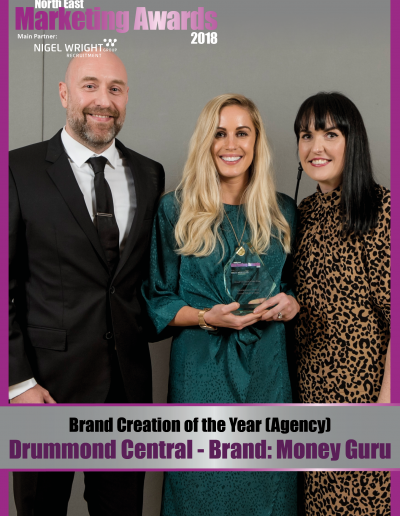 Brand Creation of the Year (Agency) - Drummond Central