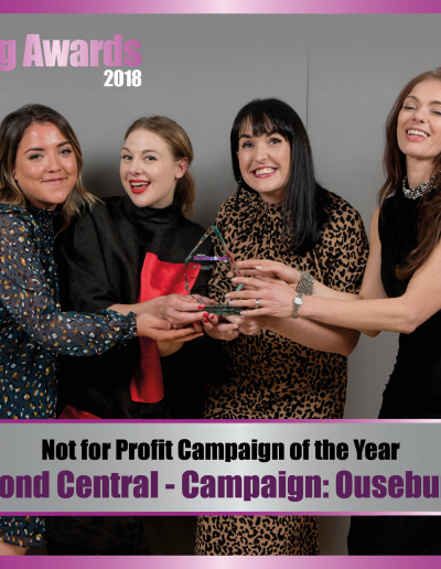 Not For Profit Campaign of the Year - Drummond Central