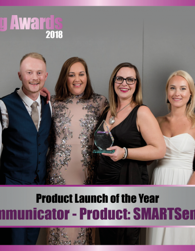 Product Launch of the Year - Communicator